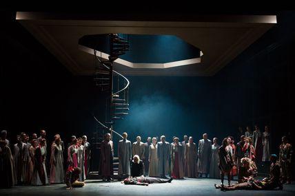 Opéra-Théâtre de Metz Métropole Roméo et Juliette les 25, 27 et 29 septembre 2015