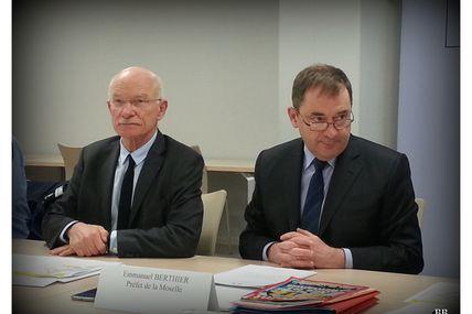Dispositifs mis en place pour le conseil des ministres franco-allemand du jeudi 7 avril 2016