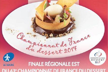Gerardmer  43ème édition du Championnat de France du Dessert  le 10 janvier 2017