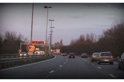 Travaux de chaussée sur l'A31 en traversée de Metz du du mardi 18 au vendredi 21 avril 2017