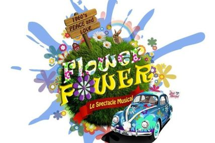 Peltre Flower Power spectacle musical 60's le 25 mai 2017