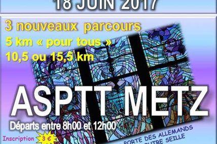 Metz Marche La cuculotinne le 18 juin 2017