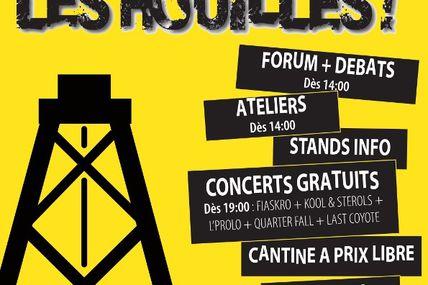 Adelange Gaz pas les Houilles Festival les 26 & 27 août 2017