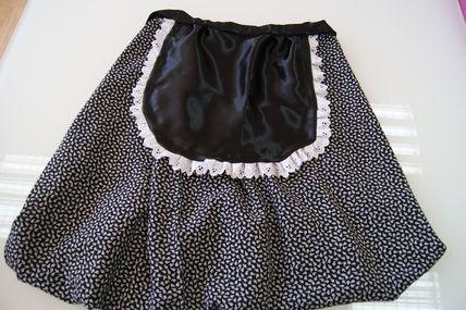 Falda de castañera