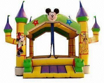 Hiring Qualitative Bouncy Castle in the UK