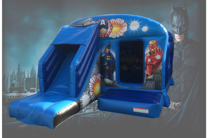 Exciting Themes on Offer by Bouncy Castle Companies