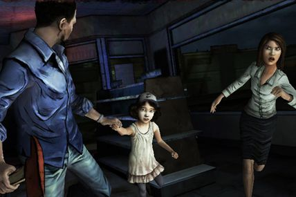 The Walking dead, le jeu : pavez votre enfer de bonnes intentions.