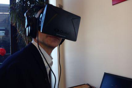 J'ai testé Oculus