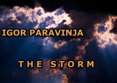 Igor Paravinja - The Storm (EP)