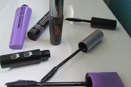 Mascara They're real !