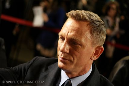 "JAMES BOND 007 ""SPECTRE"" AU GRAND REX  (29/10/2015)"