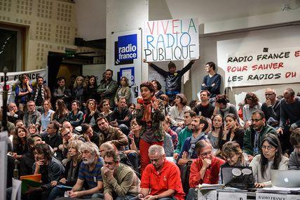 Grève à radio France... Comment?