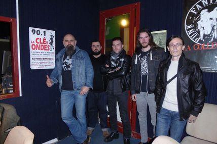 """Groupe """" The SoundRoots"""" 5 gars dans le dur et le vrai.."""