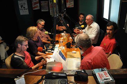 les candidats se réclamant de la gauche sur la première circonscription de Gironde ont débattu sur la Clé des Ondes, seule radio qui offre la parole à toutes les forces de gauche.