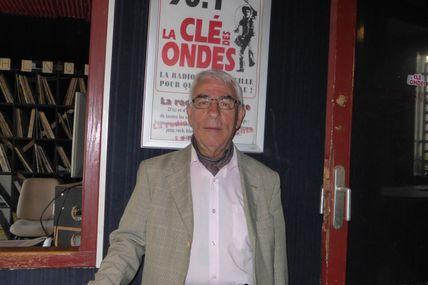 Manuel Diaz responsable du comité national français en hommage Aristides de Susa Mendès