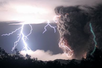 Scientific proof of lightning said by Prophet Muhammed (pbuh)