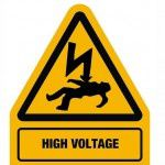 Staying Safe While Working With High Voltage