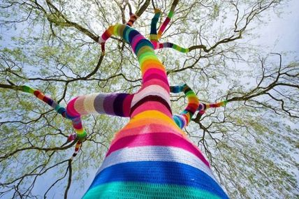 Du tricot intergénérationnel à l'école