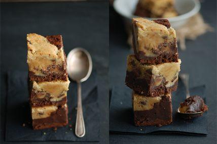 Prochain défi sucré acte II : le mi-brownie mi-cookie !