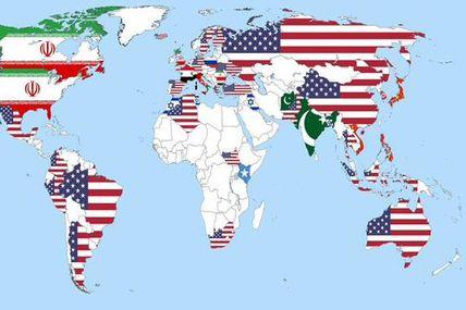 Qui menace la paix mondiale ? La réponse varie d'un pays à l'autre