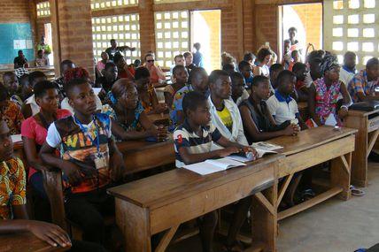 Dernières infos du projet Education de Sichem