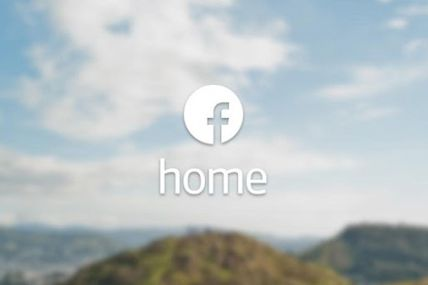 Facebook home 1 mois et 1 million