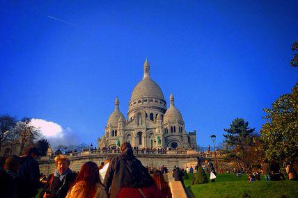SACRÉ-CŒUR (série 2) #photos #pic #Paris