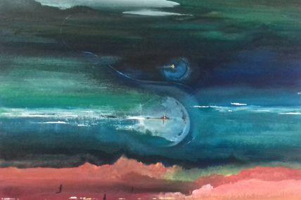 Voyage dans le bleu