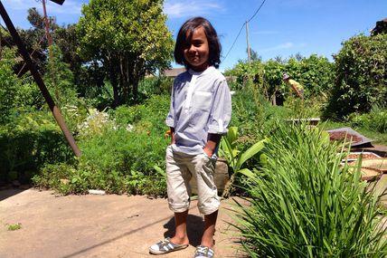 Le Petit Prince Vinod Favre en vacances