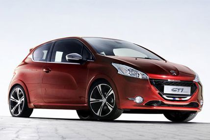 Location Voiture Guadeloupe Peugeot 208