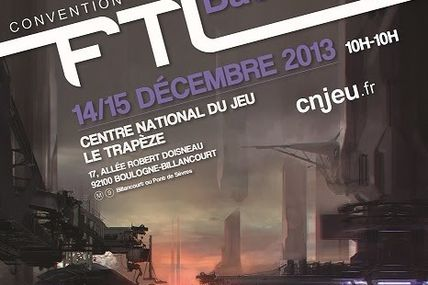 FTL 2013, la convention ludique contre-attaque