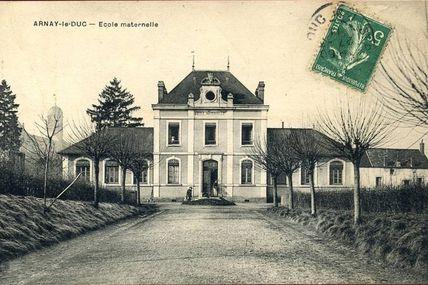 Arnay-le-Duc - Côte d'Or - Dépt 21