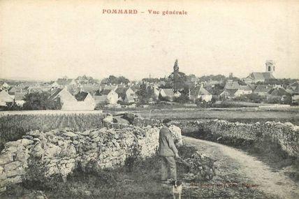 Pommard - Côte d'Or - Dépt 21.