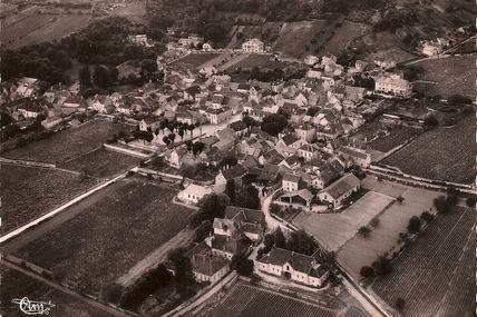 Volnay - Côte d'Or - Dépt 21.