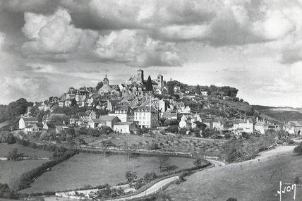 Vézelay - Yonne - Dépt 89.