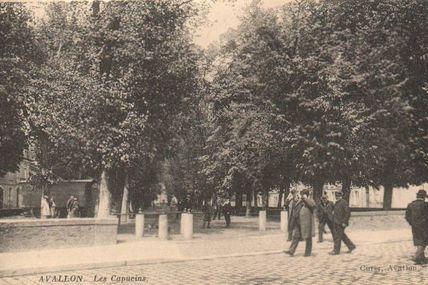 Avallon - Yonne - Dépt 89.