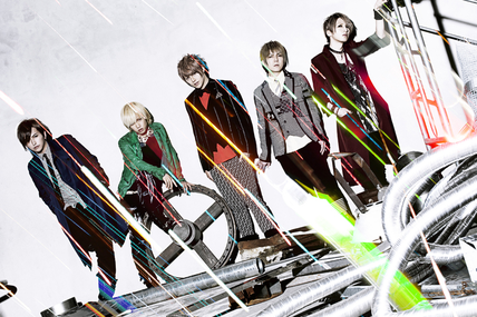 [News] Alice Nine Individual Look for shooting star