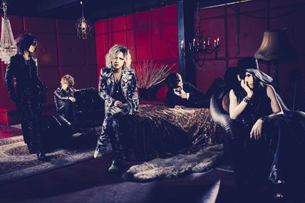 [News] the GazettE - New Album : BEAUTIFUL DEFORMITY