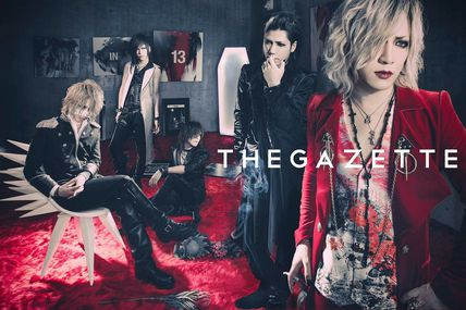 "[News] the GazettE - New DVD ""WORLD TOUR 13 Documentary"" (2014/02/26)"