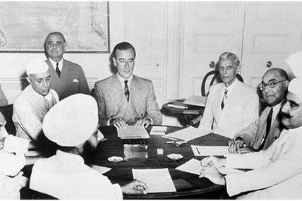 L'indépendance de l'Inde et du Pakistan (1947)