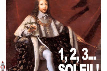 La vie de Louis XIV à travers la presse d'aujourd'hui