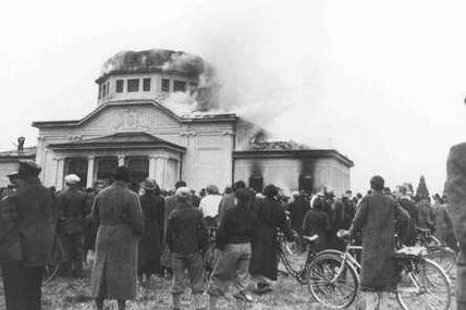 Vers le génocide juif