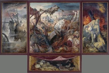 La guerre d'Otto Dix