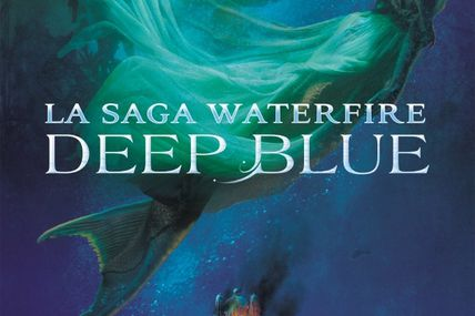 Waterfire - Tome 1 - Deep Blue de Jennifer Donnelly ♪ Open your eyes ♪