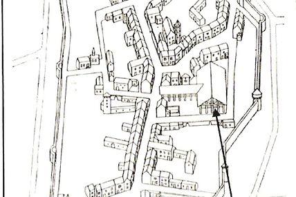 Quartier Marchaux : la rue Mazagran.