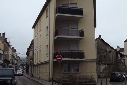 Quartier Marchaux : la rue Guérin.