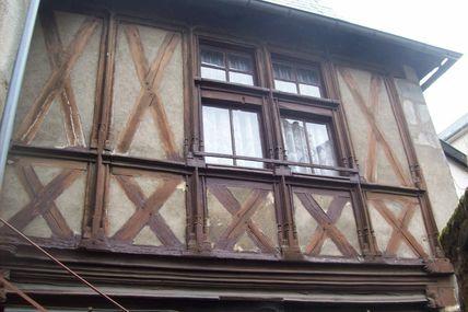 Quartier Marchaux : la Petite rue Marchaux. (suite)