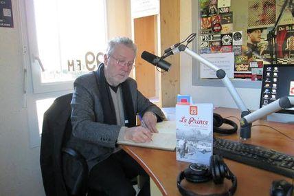Interview de jcf à Radio coquelicot