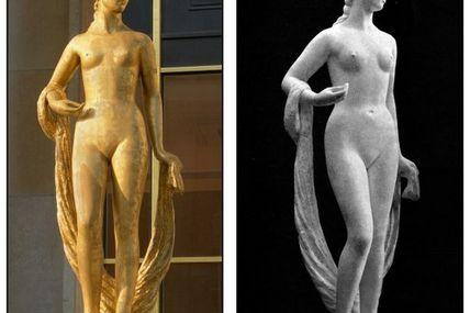 Marcel Gimond, sculpteur, né le 27 avril 1894 à Tournon-sur-Rhône