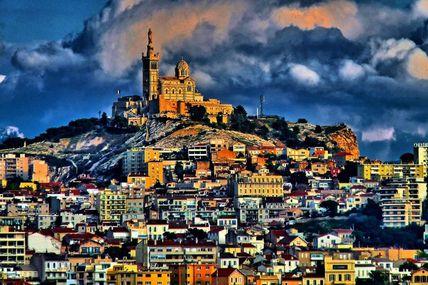 [Marseille#3] : Symbole de Marseille, La Bonne Mère
